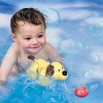 Aqua Fun: Catelusul inotator
