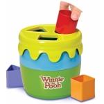 Jucarie baie si sortat forme Winnie Post N Play