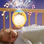 Lampa muzicala Winnie the Pooh