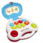 Laptop copii cu efecte sonore si luminoase