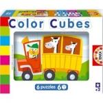 Puzzle Cub Vehicule