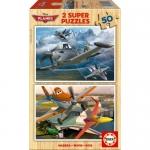 Puzzle Planes 2x50