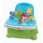 Scaun de masa Busy Baby Booster Fisher-Price