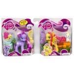 Set 1+1 Figurina ponei + bebelus
