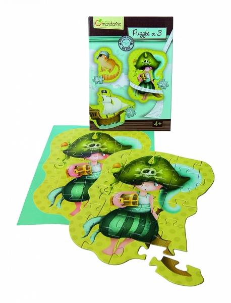 3 Puzzle gigant -