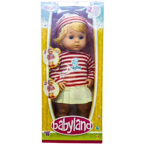 Babyland Papusa Interactiva