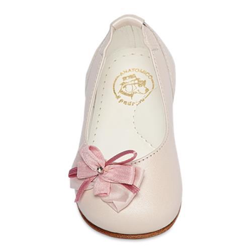 Balerini Fundita cu stras roz pal