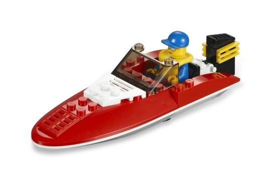 Barca de viteza (4641)