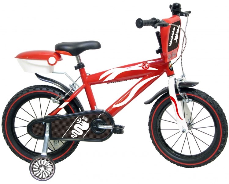 Bicicleta Alfa Romeo 14