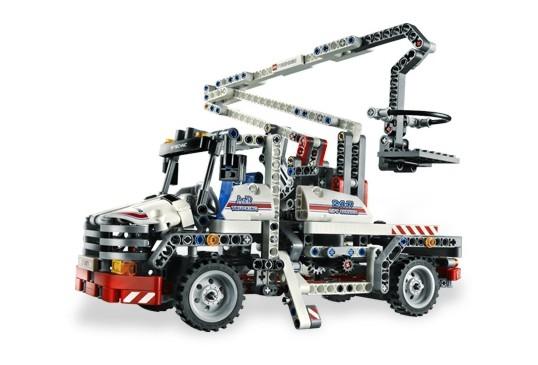 Poza Bucket Truck (8071)
