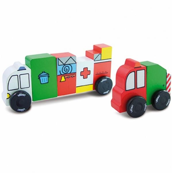 Camioane cu magneti