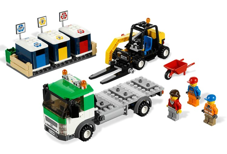 Camion reciclare (4206)