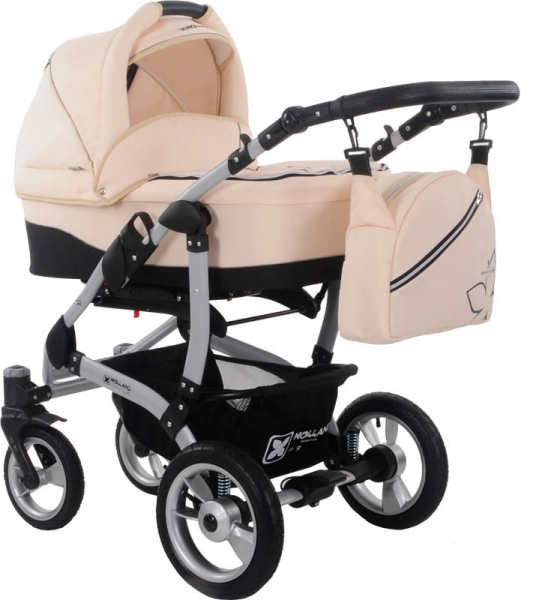 Carucior Holland Bebetto 3 in 1