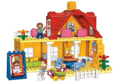 Poza Casa familiei LEGO DUPLO (5639)