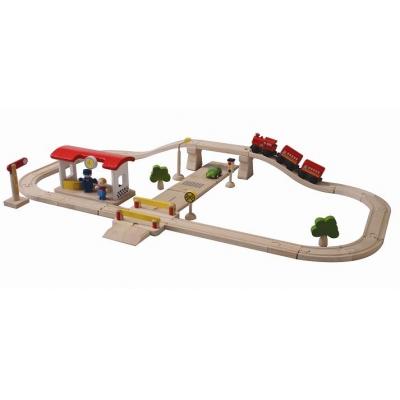 Circuit rutier si feroviar - Lux