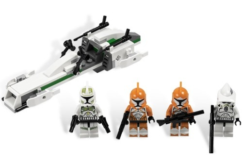 Clone Trooper Battle Pack (7913)