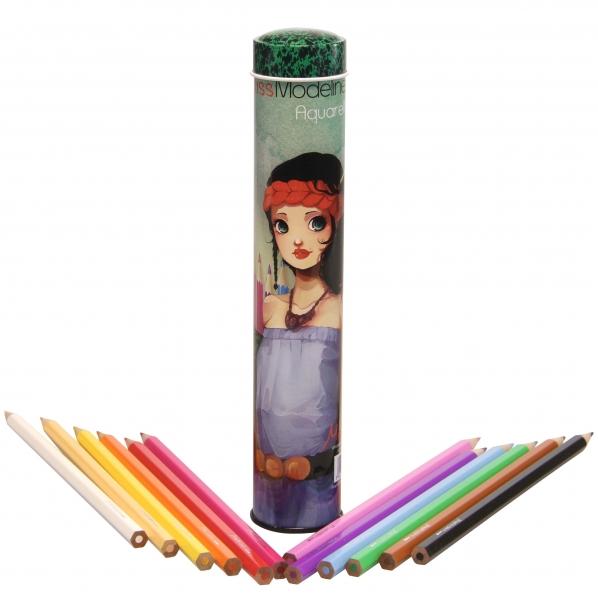 Creioane Acuarela Modelline
