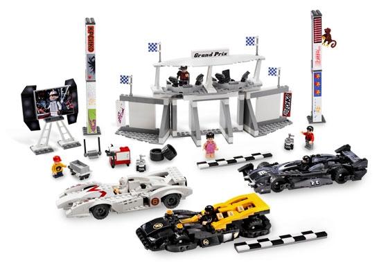 Cursa Grand Prix (8161)