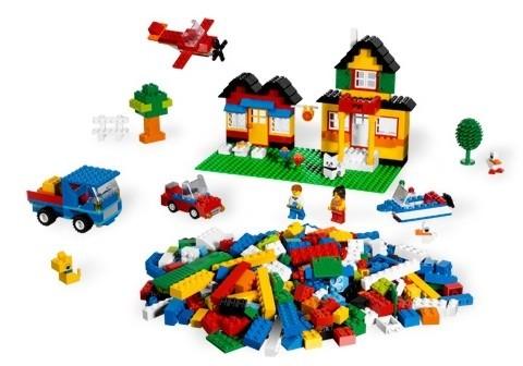 Cutie LEGO Deluxe