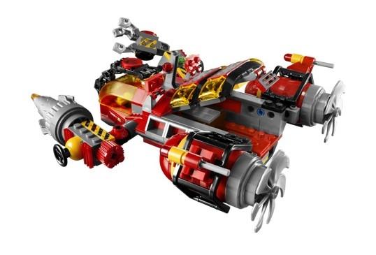 Deep Sea Rider (7984)