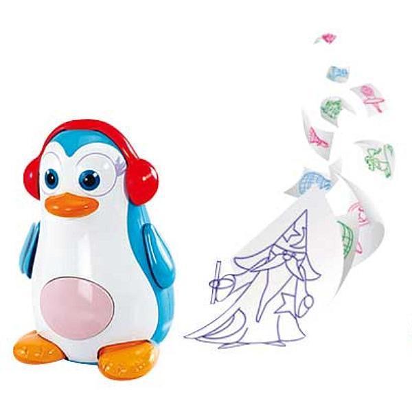 Doodle Penguin-Pinguinul Desenator