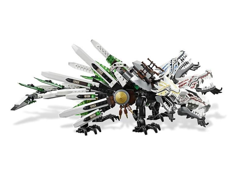 Epic Dragon Battle (9450)