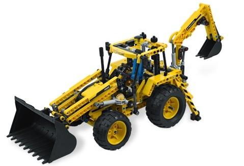 Excavator (8069)