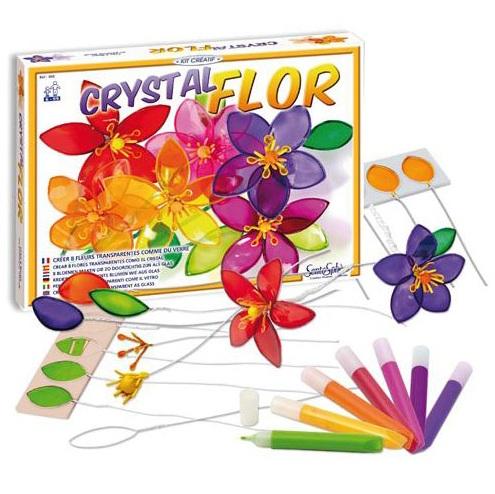 Flori de cristal