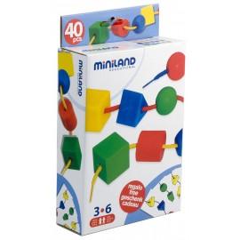 Joc cu 40 forme geometrice pt sortat
