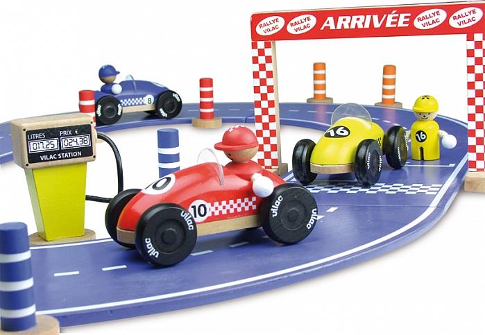 Kit curse de masini + accesorii