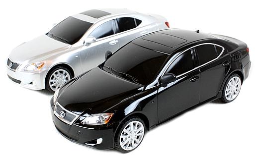 Lexus IS350, Scara 124, masinuta cu telecomanda