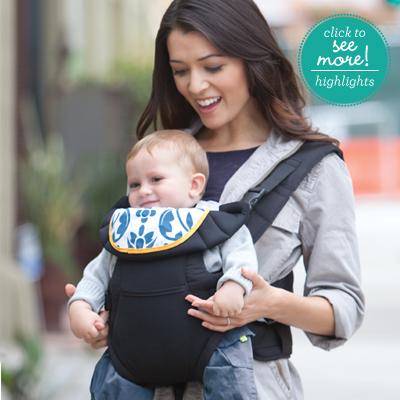 Marsupiu pentru bebelusi - FLIP FRONT2BA