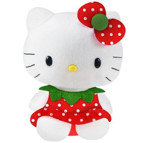 Mascota Hello Kitty 23 cm