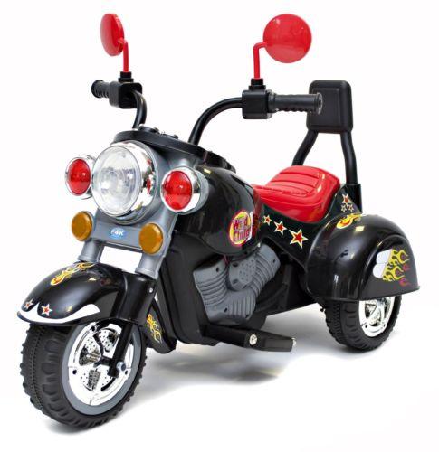 Motocicleta Electrica B19 Negru