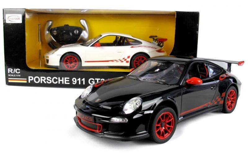 Porsche GT3 RS cu telecomanda, scara 114