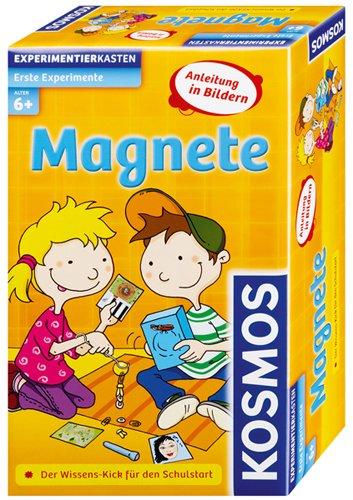 Primele experimente - Magnetii