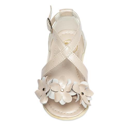 Sandale Flori Roz