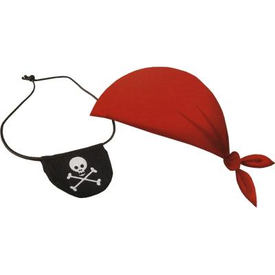 Set Bandana Pirati