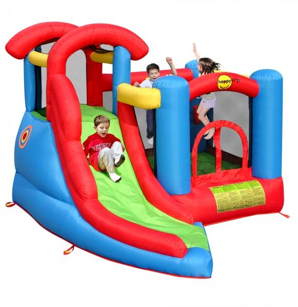 Spatiu de joaca gonflabil Happy Hop Play  Slide