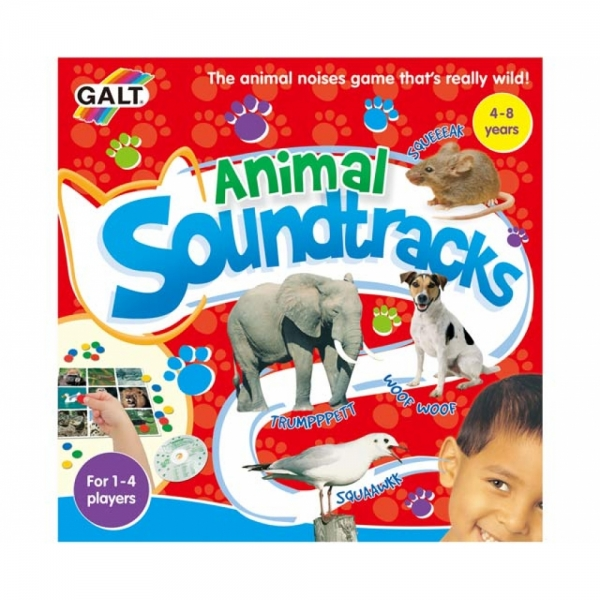 Sunete cu animale Animal Soundtracks