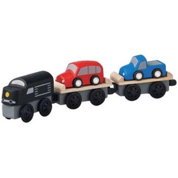 Tren transport masini