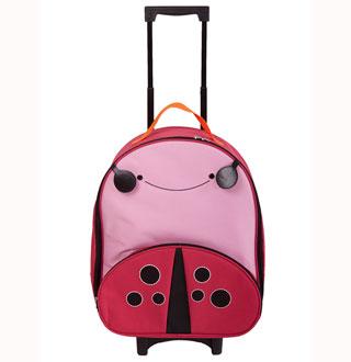 Troler pentru copii LadyBug