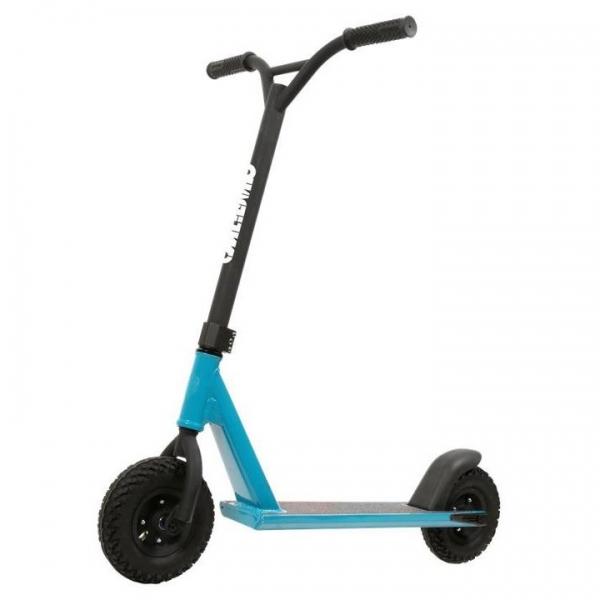 Trotineta Dirt Scoot pentru teren accidentat