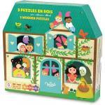 3 puzzle - Povesti