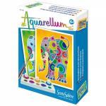 Aquarellum Mini Elefanti