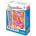 Aquarellum mini Pisici