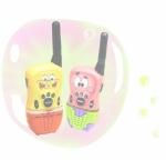 Walkie Talkie Sponge Bob