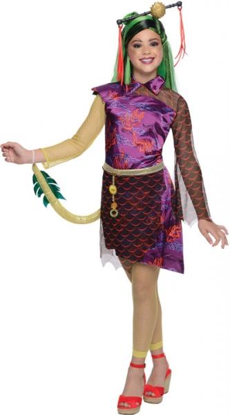 Costum Jinifire Long - Monster High