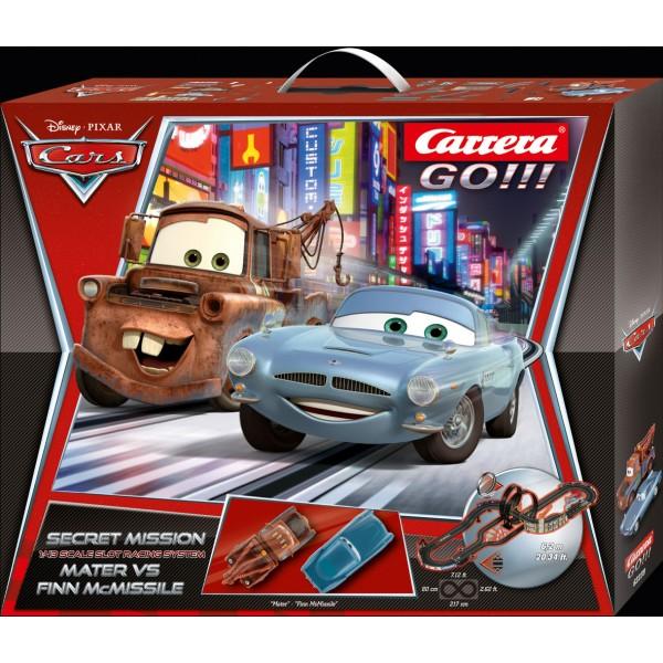Carrera GO DisneyPixar Cars - Secret Mission