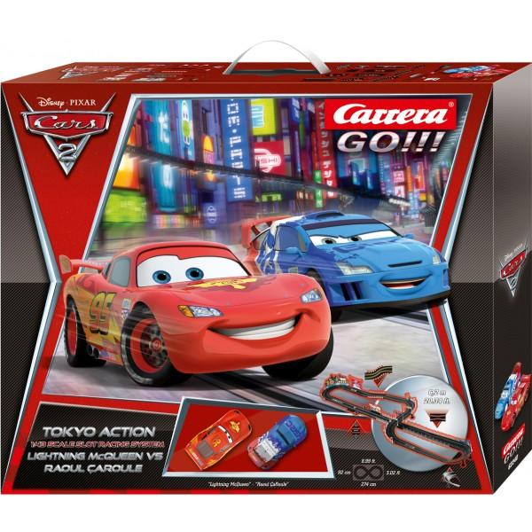 Carrera GO DisneyPixar Cars - Tokyo Action